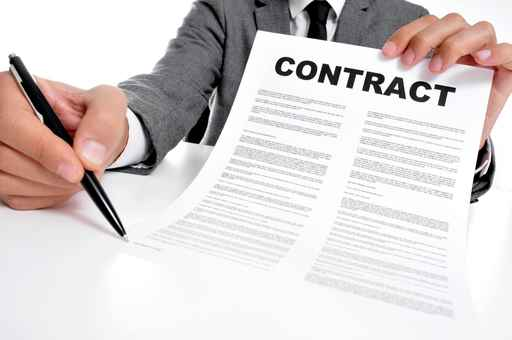 TRAINING CONTRACT MANAGEMENT