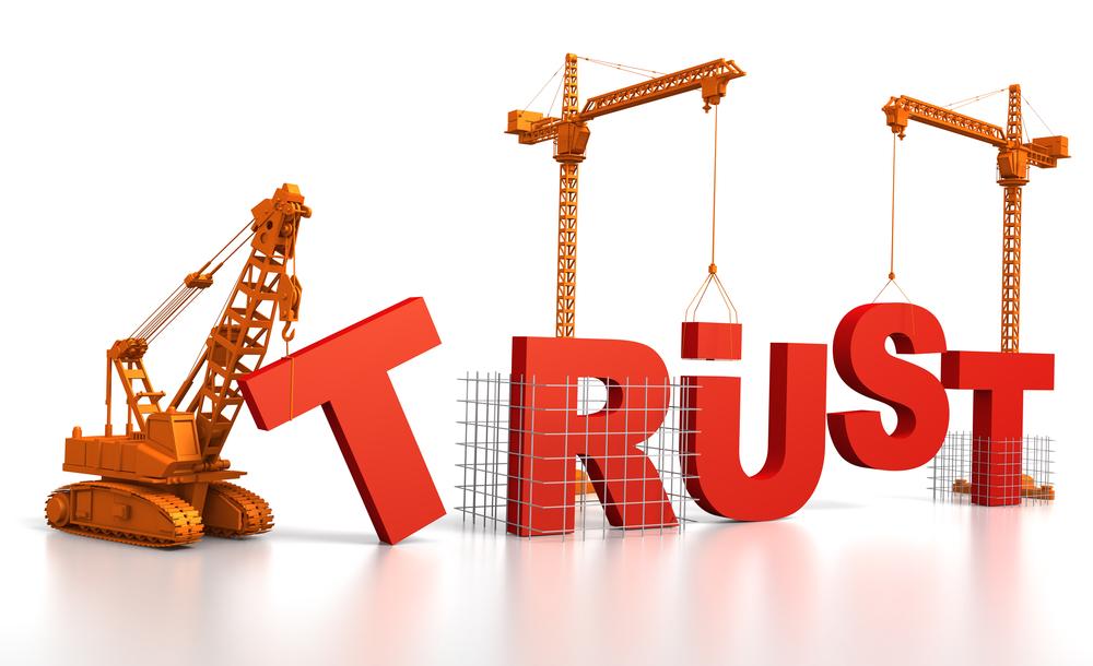 Build Trust, Credibility, Respect