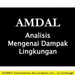 pelatihan AMDAL (Analisis Mengenai Dampak Lingkungan)