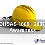 training Awereness ISO 18001