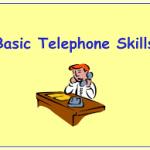 pelatihan Basic Telephone Skills