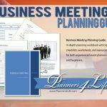 pelatihan Business Meeting Planning & Management