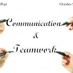 pelatihan Communication Skill & Building Team Work