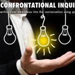 pelatihan Confrontational Questions
