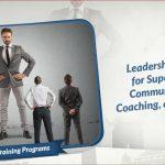training Leadership Skills for Supervisor
