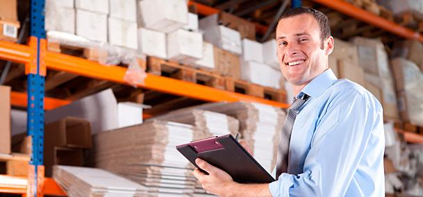 Logistics & Inventory Control