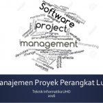 training Manajemen Proyek Perangkat Lunak