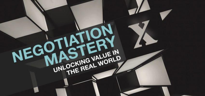 Negotiations Mastery