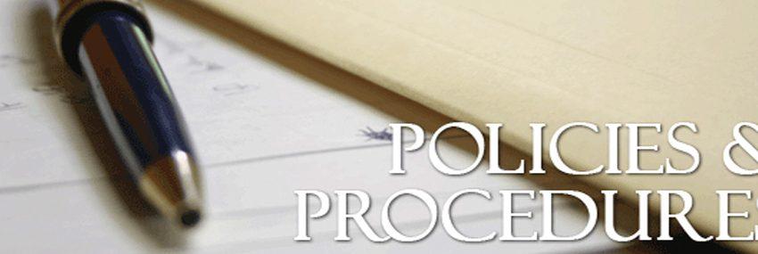 Sales & Marketing Policies and Procedures